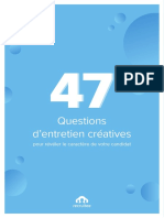 47 Questions - Recruitee