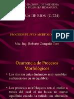 5ta Clase - Procesos Fluvio-morfologicos