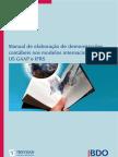 Manual Demons Contabeis US GAAP IFRS