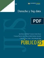 Derecho y big data - U Catolica de Colombia
