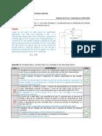 P2 (Gabarito) eletrônica analógica ufabc