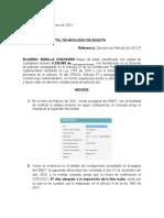 SECRETARÍA DISTRITAL DE MOVILIDAD DE BOGOTA FNL