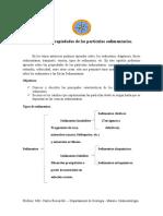 Tema Nº3. Propiedades de Las Partículas Sedimentarias