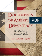 Documents of American Democracy (2010) - Malestrom