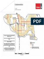Neighbourhood Speed Limit Map Ward7