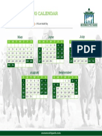 Press Calendar 2021 MP ONLY