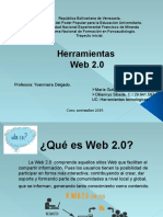 Diapositiva de La Web 2.0