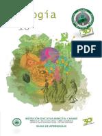 Guía 1 - Bioelementos grado 10 - parte A