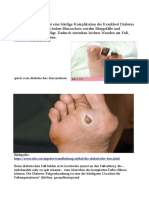 Diabetischer_Fuß