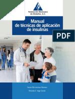 Manual de Tecnicas de Aplicacion de Insulinas-1