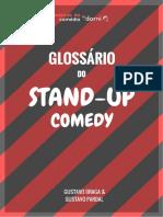 Glossário do Standup - Academia da Comédia