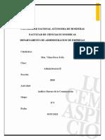 Analisis Barreras de la Comunicacion- Grupo N°4