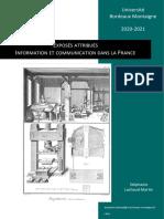 Liste des exposés attribués-Information et communication L3 (2)