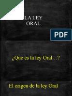 La ley de Oral