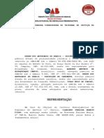 OAB denuncia cartorário à Corregedoria do TJPA