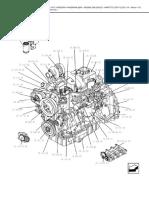 CASE 580N - Motor FTP Modelo F4GE9454K