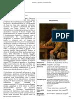 Alcoolismo – Wikipédia, A Enciclopédia Livre