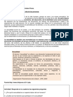 Lectura nº1 sexualidad