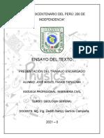 ENSAYO DE LA FASE SOLIDA DEL SUELO