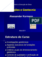 IDD_Fundações e Geotecnia_Alessander Kormann 2011