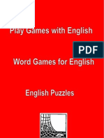 TEACHING GAMES & PUZZLES