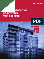 Catálogo Unidades Internas e Controles Set Free-CC-ECSF-01202101-Virtual