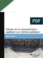 192399401 Ethique de La Communicati