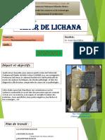Rapport LICHANA- BELMESSAOUD MOHAMED RIYAD - M2