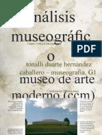 Análisis Museográfico 2 - La Venganza
