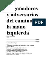 Engañadores y adversarios del LHP
