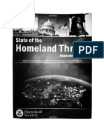 State of the Homeland Threat Assessment 2020