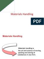 10. Material Handling
