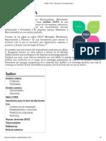 Análisis FODA - Wikipedia, la enciclopedia libre