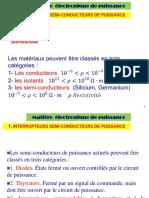Chap_1 INTERRUPTEURS SEMI-CONDUCTEURS DE PUISSANCE [Mode de compatibilité]