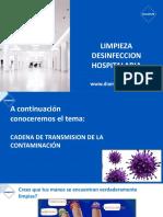 4.Limpieza y Desinfeccion Hospitalaria