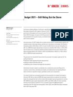 DBRS Alberta Budget