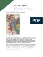 Incas, Maias e Astecas - Três tesouros na América
