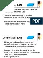 Conmutador LAN
