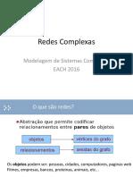 RedesComplexas