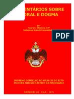 COMENT_RIOS SOBRE MORAL E DOGMA - Henry C. Clausen