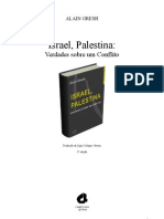 Alain Gresh - Israel, Palestina Verdades sobre um Conflito