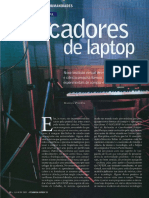 TOCADORES DE LAPTOP