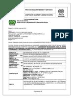 ACEPTACION OFERTA PN DICAR MIC 009 2019