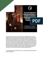 proyecto monarquia napoleonica opinion sucre-convertido pensamiento revisionista