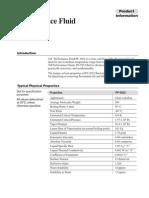data sheet PF-5052