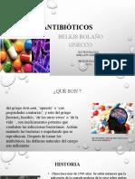 antibioticos bel