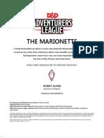 DDAL04-04 the Marionette (1-4)