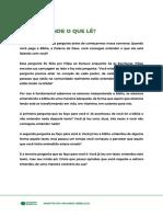 Você Entende o Que Lê PDF