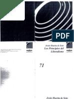 Huerta de Soto - Principios Del Liberalismo (1)