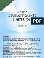 CH2 DEVELOPPEMENTS LIMITES (DL)
